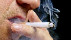 Paziente fumatore